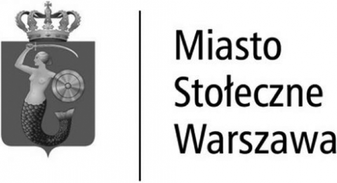 logo Miasto Stołeczne Warszawa