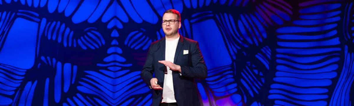 Maciej Podyma - TEDx Warsaw Women 2019 - Łąka antysmogowa